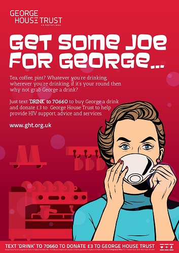 Buy George a Drink
